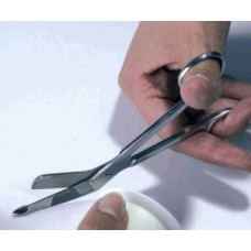 Bandage scissors to Lister