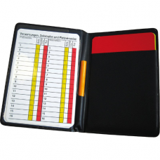Jako Referee data wallet black 08