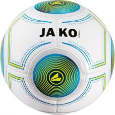 Jako Ball Futsal 3.0 white-JAKO blue-lime-420g 18