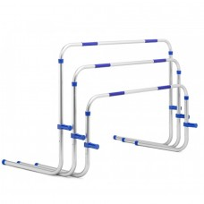 T-PRO - self return hurdle adjustable Height 66 - 106 cm