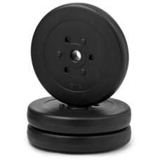 2,5 kg weight discs for speed sledge