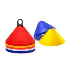 Jumbo cones – marking cones set (20 hurdles)