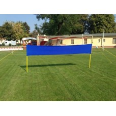 Mobile goalkeeper screen - Width: 3 m - 1 cloth