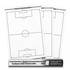 T-PRO tactic foil 550 x 830 mm (self-adhesive) - football