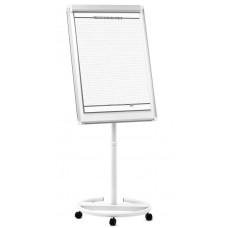 Flipchart Mobile 700 x 1000 mm - checkered