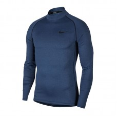Nike Pro Top LS Tight Mock golf 451