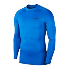 Nike Pro Top LS Tight Mock golf 480