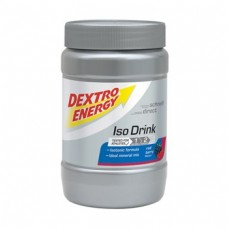Dextro Energy Iso Drink Powder 440 g Jar Red Berry