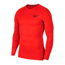 Nike Pro Top Compression Crew dł 657