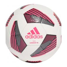 Tiro League Trainingsball White Pink
